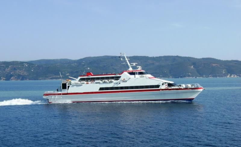 40m Catamran High Speed Ferry 1989 - Norway Built - 292 PAX For Sale