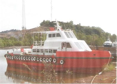 22m Crew Boat 2010 - 50 PAX - Aluminum Construction For Sale
