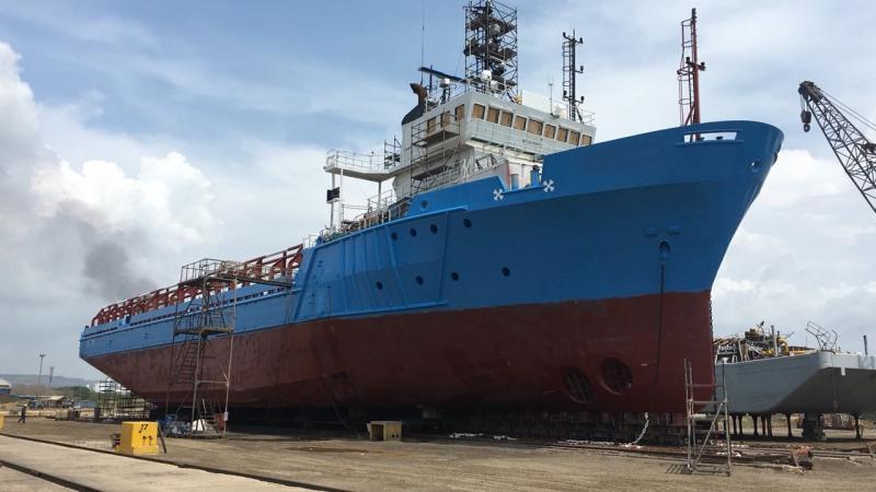 81m Platform Supply Vessel - 3324 DWT For Sale
