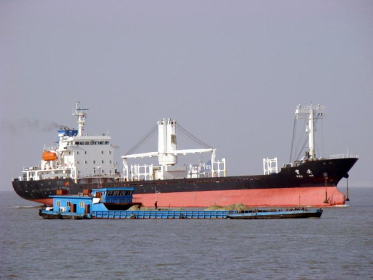 126m General Cargo Ship 2000 - Single Decker Log Fitted - DWT 9820 For Sale