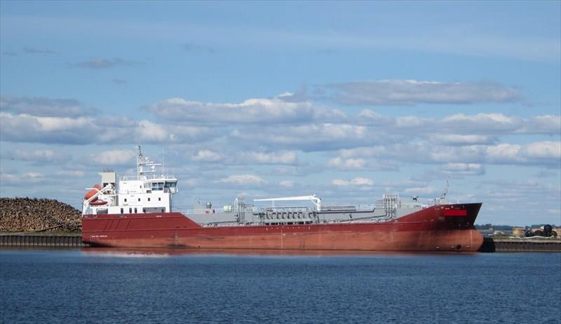 92m Oil Chemical Tanker Built 2010 - DWT 4450 For Sale