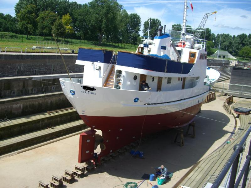 29m Expedition Vessel 1963 - Steel - Refit 1997 - Finland Built For Sale