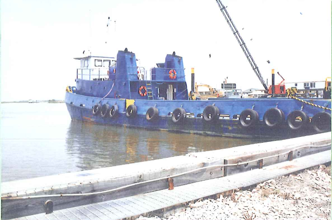 110' Offshore Utility Supply Vessel - HP 1200 For Sale.
