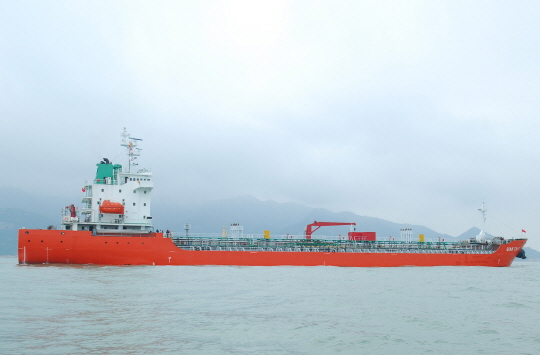 135m Chemical Oil Tanker 2016 - Ice Class - 14734 CBM - DWT 12741 For Sale