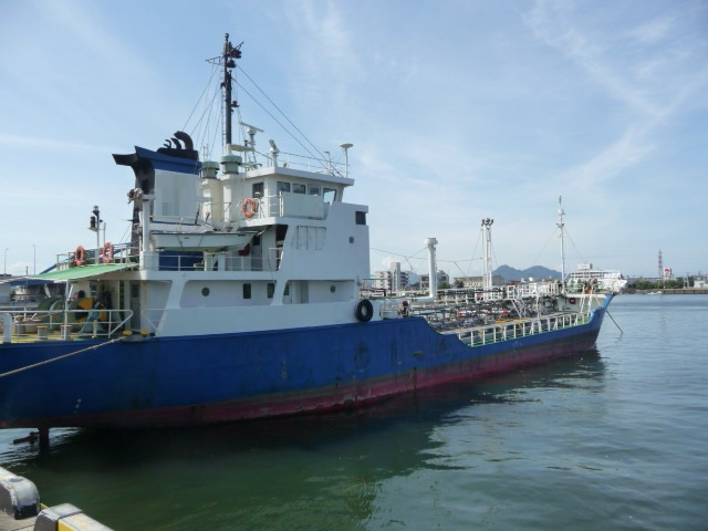 58m Chemical Oil Tanker 1992 - Japan Built - 659 m3 - DWT 829 For Sale
