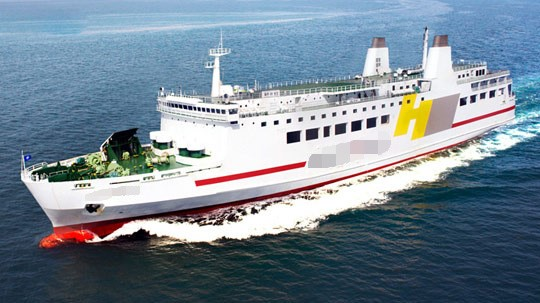 127m Passenger Car Ferry 1991 - 975 PAX - 214 Cars - DWT 3250 For Sale