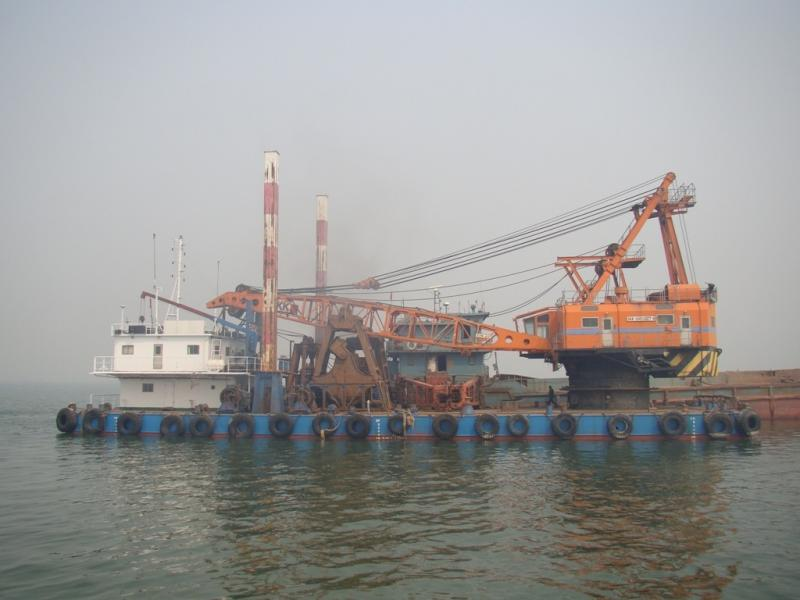 41m Grab Dredger 1996 - 16m3 - Japan Built For Sale