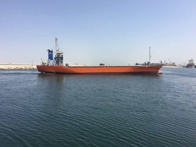 82m General Cargo Container Ship 1994 - 96 TEU - DWT 2907 For Sale