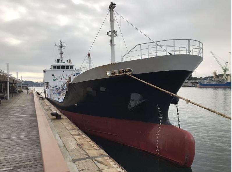62m Oil Tanker 1994 - SH DB - DWT 1150 For Sale