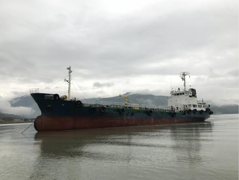 64m Oil Tanker 1989 - Japan Built - DH DB - DWT 1150 For Sale