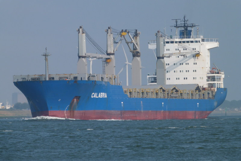 188m Geared Boxer Feeder Handy Size 1878 TEU - 35200 DWT For Sale