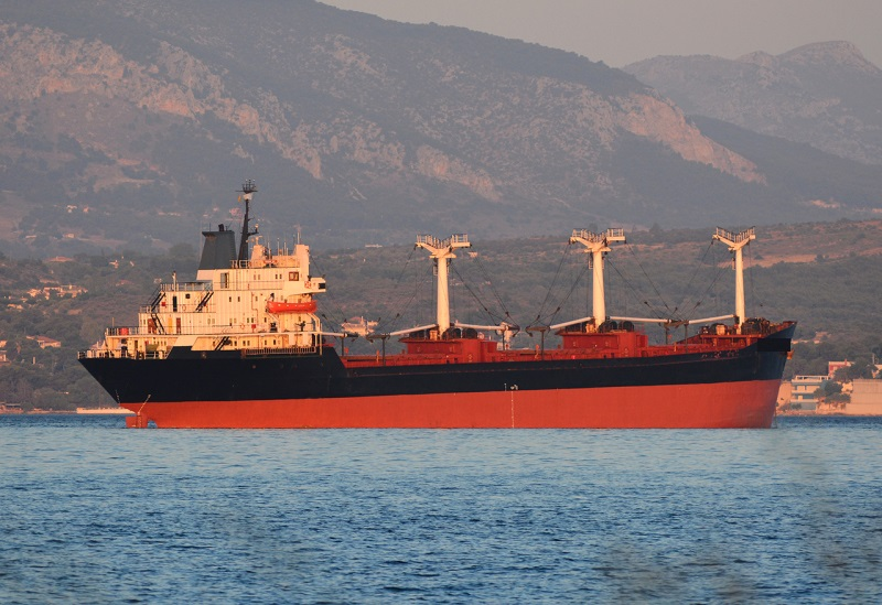 107m Single Deck General Cargo Ship 7868 DWT - 1987 For Sale