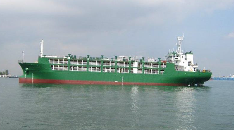81m Cattle Carrier Capacity 2000 Head 1775 DWT - 2006 For Sale
