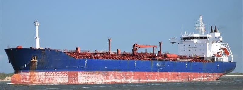 249m Aframax Class Tanker Double Hull 115635 DWT - 2004 For Sale