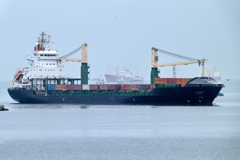 156m Container Ship 1122 TEU Feeder Size 11987 DWT - 1995 For Sale