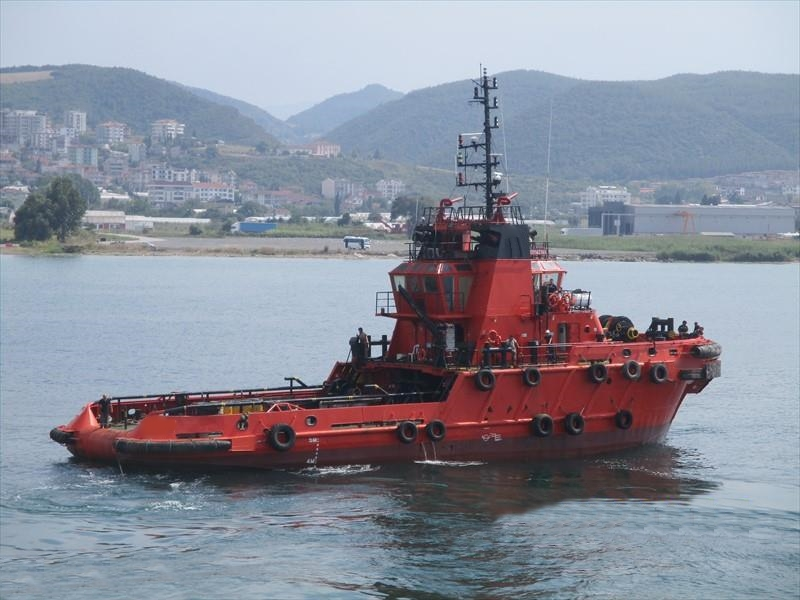 35m ASD Tug Boat 1996 - AHT - Accommodates 16  For Sale