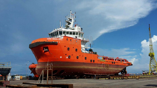 65m AHTS 2015 - FIFI1 - Accommodates 50 - DWT 1500 For Sale