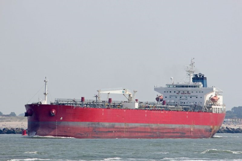 228M Large Range Oil Chemical Tanker IMO III 73720 DWT - 2008 for Sale