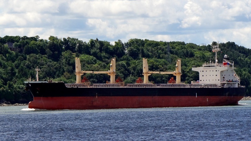 189m Supramax Class Geared Bulk Carrier 55525 DWT - 2009 For Sale