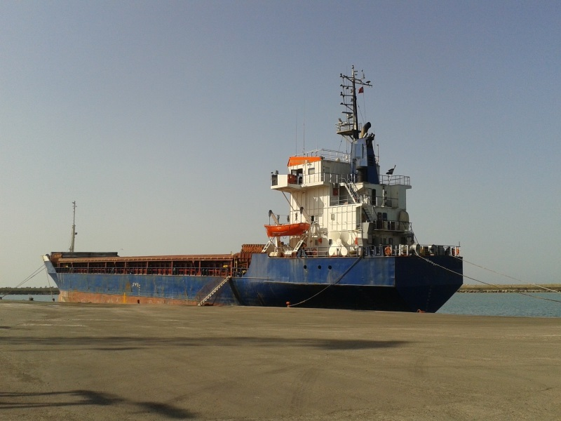 91m Coaster Class Gearless General Cargo Vessel 4807 DWT - 1976 For Sale