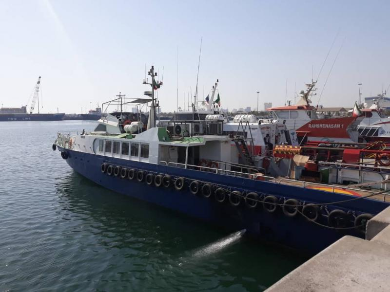 29m Fast Crew Supply Passenger Vessel 2860 HP - 2000 For Sale