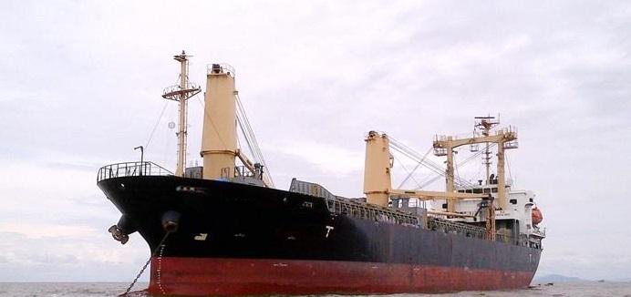 103m Handy size Geared General Cargo Vessel 10071 DWT - 2009 For Sale