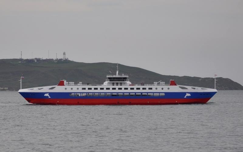 100m Double Ended ROPAX Ferry 2012 - Open Type - 498 Pax - 206 Cars For Sale