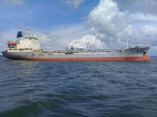 90m Chemical Oil Tanker 1991 - Japan Built - DWT 3051 For Sale