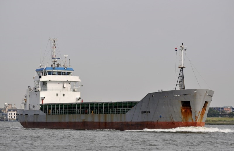 84m Coaster Class General Cargo Vessel 3418 DWT - 1997 For Sale