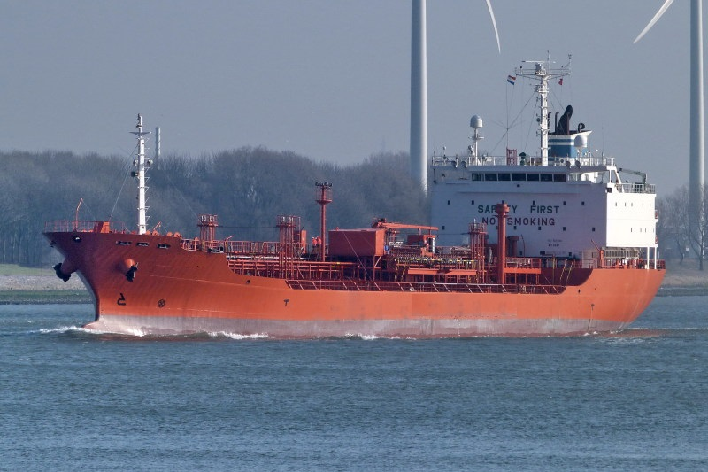 131m Product Oil Chemical Tanker 11921 DWT - 2000 For Sale