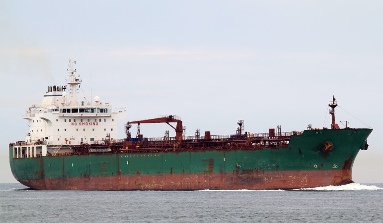 184m Handy Size Class Crude Oil Tanker 2007 - DWT 37488 For Sale