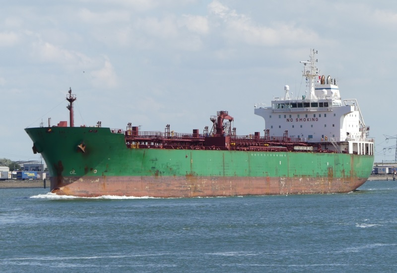 184m Handy Size Class Crude Oil Tanker 37434 DWT - 2007 For Sale
