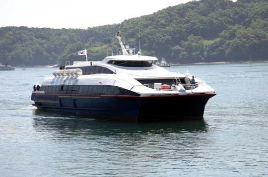35m Catamaran High Speed Ferry 1997 - 294 PAX For Sale