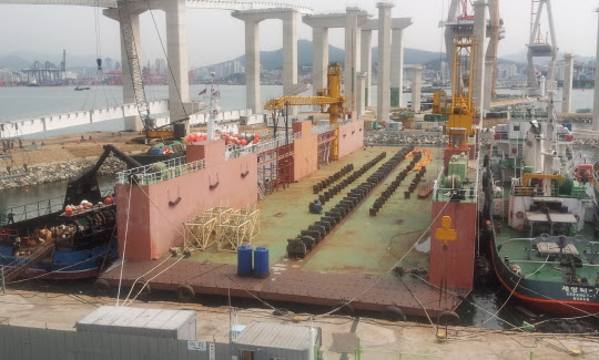 102m Floating Drydock 4500 Ton Lifting Capacity - 2006 For Sale