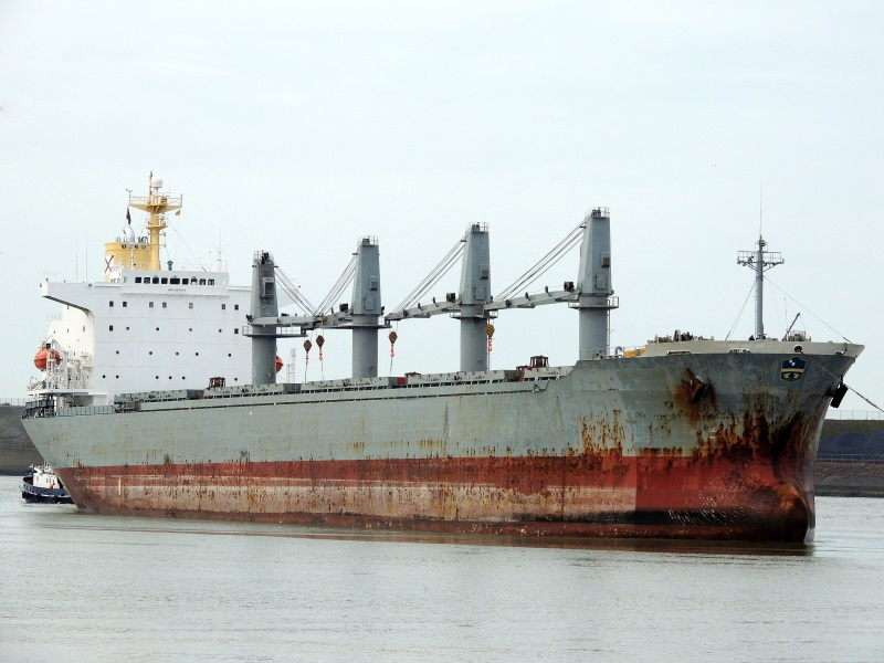 185m Handy Size Geared Cargo Bulker Carrier 45496 DWT - 1996 For Sale