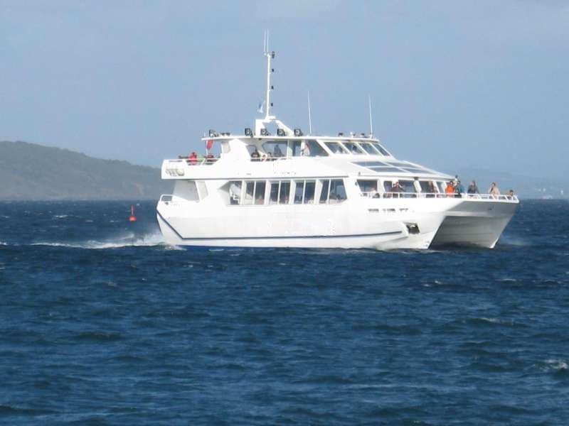24m Restaurant Catamaran 196 Passenger - 1992 For Sale