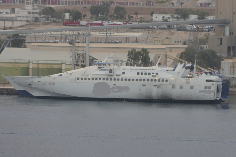 83m High Speed 654 Passenger 58 vehicle Ferry - 2003 For Sale