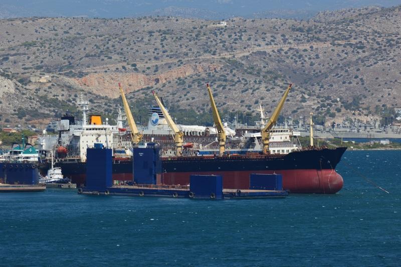 186m Handy Size Class Geared Bulk Carrier 30812 DWT - 1996 For Sale