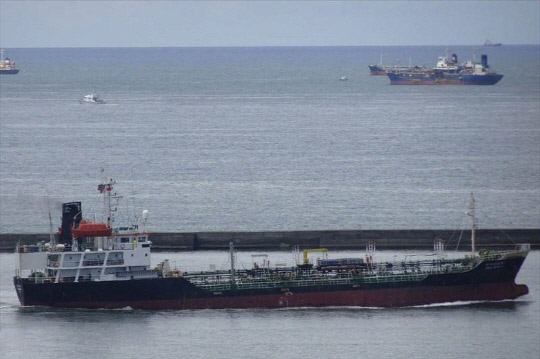 84m Chemical Oil Tanker 1996 - 2608 M3 - DWT 2780 For Sale