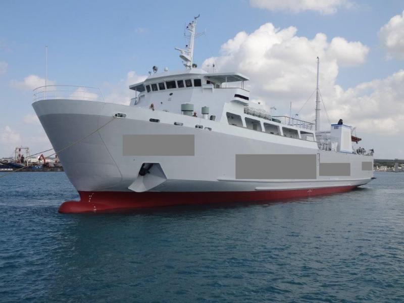 73m RoRo Passenger Ferry - 337 Passengers For Sale