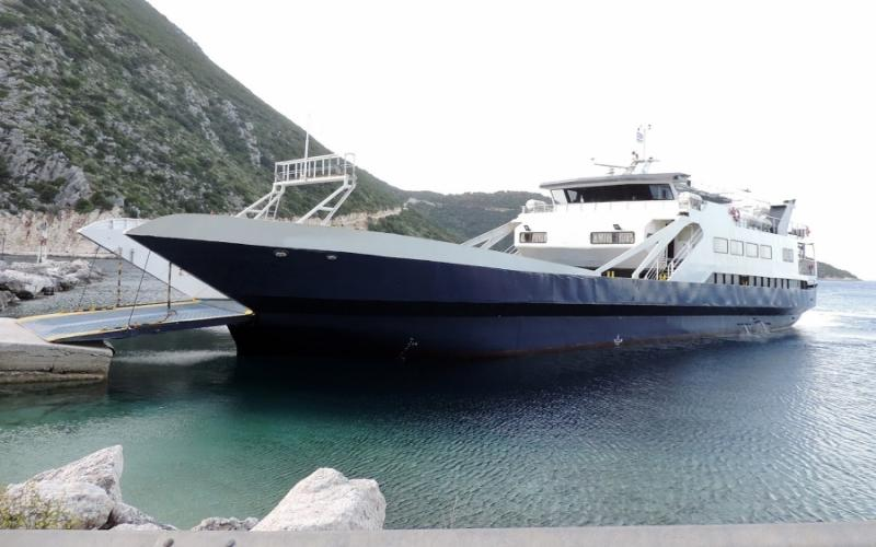 46m LCT Type ROPAX Ferry 1990 - 350 PAX - 40 Cars For Sale
