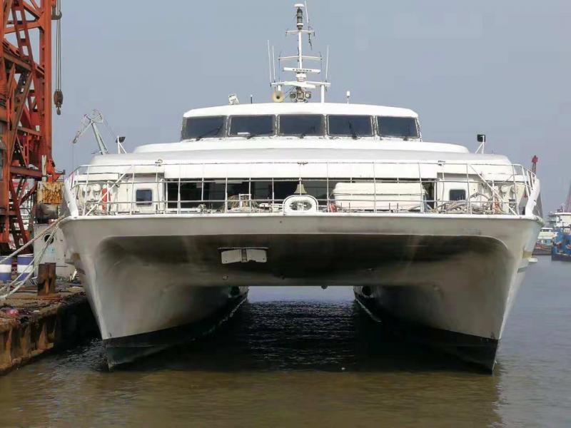 42m High Speed Catamaran Passenger Ferry - 380 Passengers For Sale