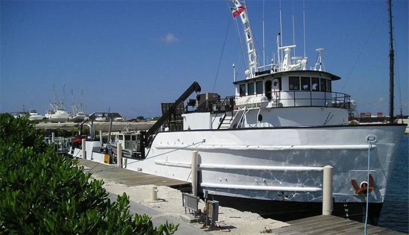 182' Ocean Reasearch Oceanographic Survey Vessel For Sale