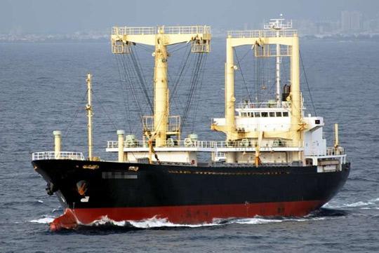 94m General Cargo Ship 1998 - Japan Built - DWT 7200 For Sale