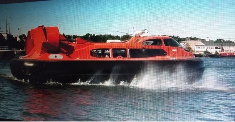 12m Hovercraft - 2018 USA Built For Sale