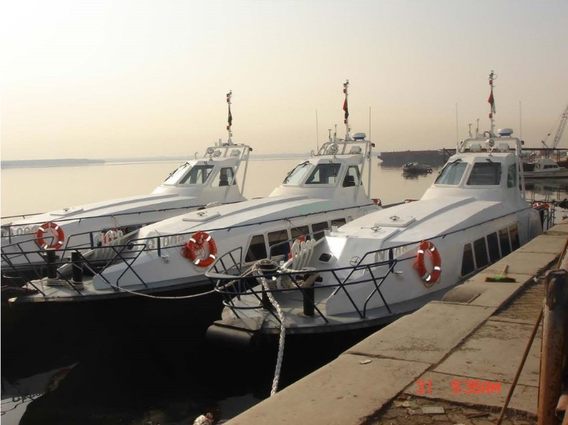 16m X 3 Crew Boats 2011 - Unused - 30 PAX - Water Jets For Sale