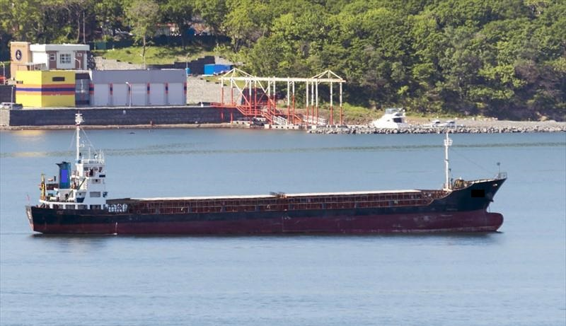 86m General Cargo Vessel Gearless Single Decker - DWT 3121 For Sale
