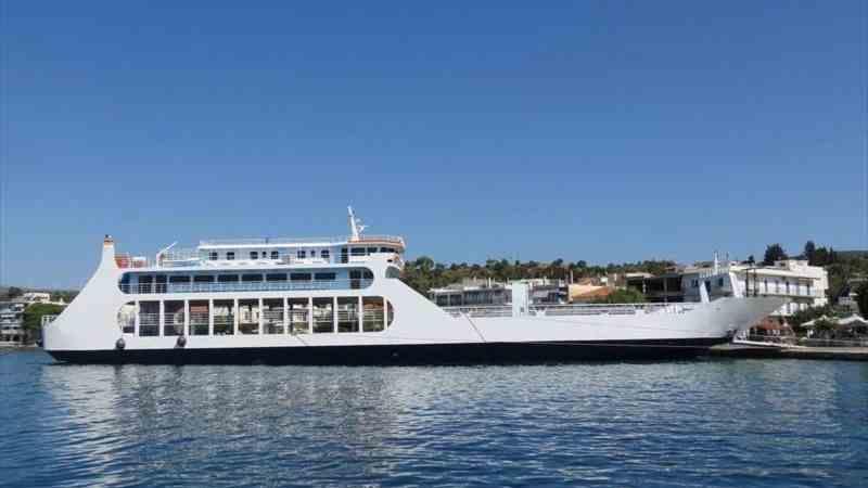 79m LCT ROPAX Ferry 2017 - 700 PAX - 125 Cars - Horizon Ship Brokers