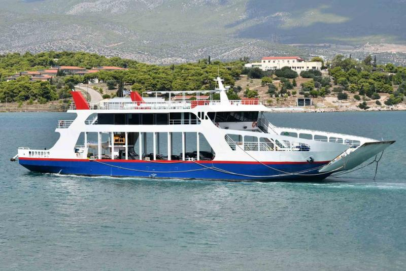 51m LCT ROPAX Ferry 2018 - 300 Pax 53 CArs - DWT 500 For Sale