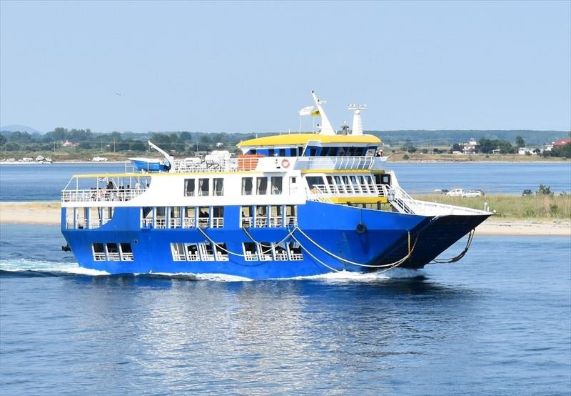 39m LCT ROPAX Ferry 2017 - 360 PAX - 40 Cars For Sale